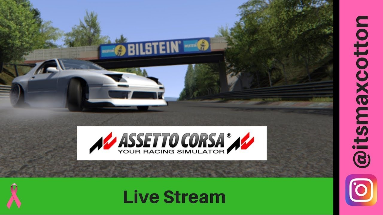 Assetto Live - Can I get a 100 Point Run?