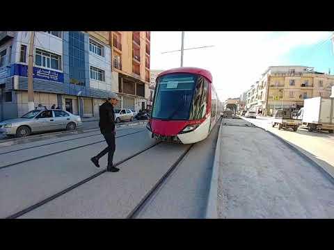طرامواي سطيف Tramway Sétif TRAMWAY SETIF