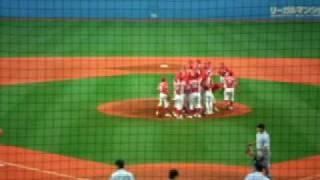 '09 社会人野球日本選手権 JR九州初優勝 歓喜の瞬間