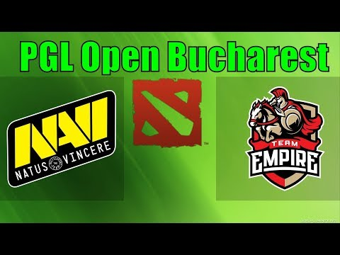 NaVi ( DENDI ) vs Empire   CIS Grand Finals   PGL Open Bucharest Minor