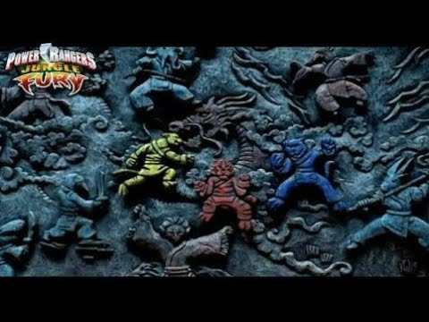 The Final Fury Ending Scene - Power Rangers Jungle Fury CLIP HD !!