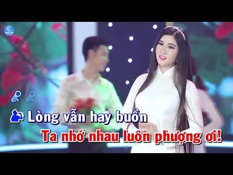 Phượng Buồn - Karaoke Song Ca