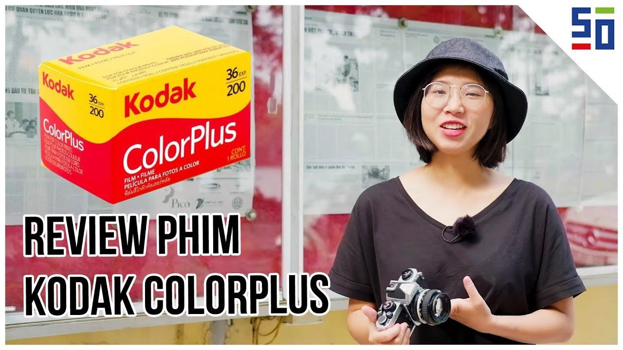 Kodak ColorPlus – Cuộn phim chỉ 70k chụp gì cũng OK | Tập 6 | Lên Phim Xuống Phố