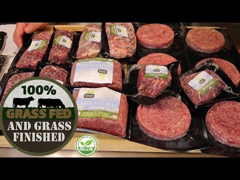 Strauss Grass Fed Beef Delivery Unboxing - grass fed beef - organic food - health industry nutrition