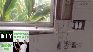 Diy Drywall Installation Gone Bad!