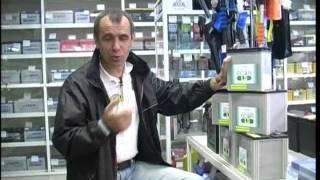 """""""Аккумуляторный рай"""" (Омск): японские аккумуляторы ECO.R и ECO.R LS (сюжет 1)"""