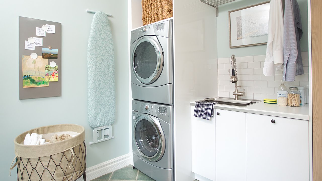 Interior Design – Laundry Room & Mudroom Makeover on home nursery, home activities, home garden,