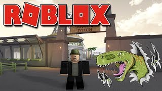 ROBLOX-The NEW DINOSAUR ZOO (Jurassic Tycoon)