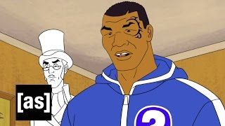 Sneak Peek: No Shoe Household | Mike Tyson Mysteries | Adult Swim