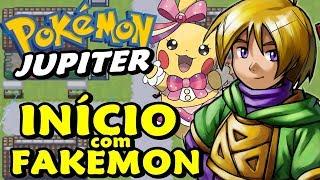 Pokémon Jupiter (Hack Rom - GBA) - O Início Fakemon... E Golden Sun?