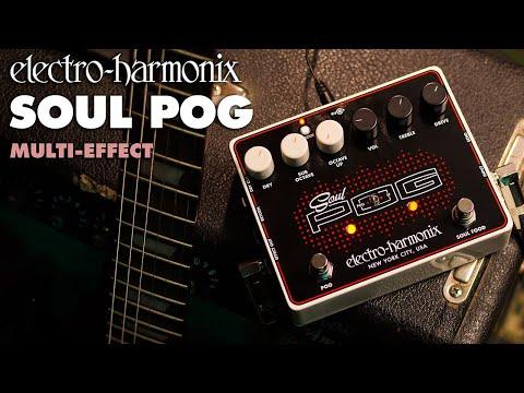 Electro-Harmonix Soul POG Multi-effect
