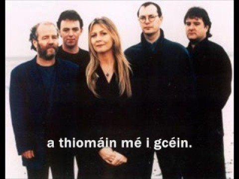 Altan - Gleanntáin Ghlas' Ghaoth Dobhair (with lyrics)