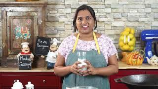 Rava Paniyaram recipe in Tamil | Easy rava paniyaram