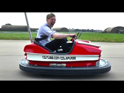World's Fastest Bumper Car - New Page In Guinness Book