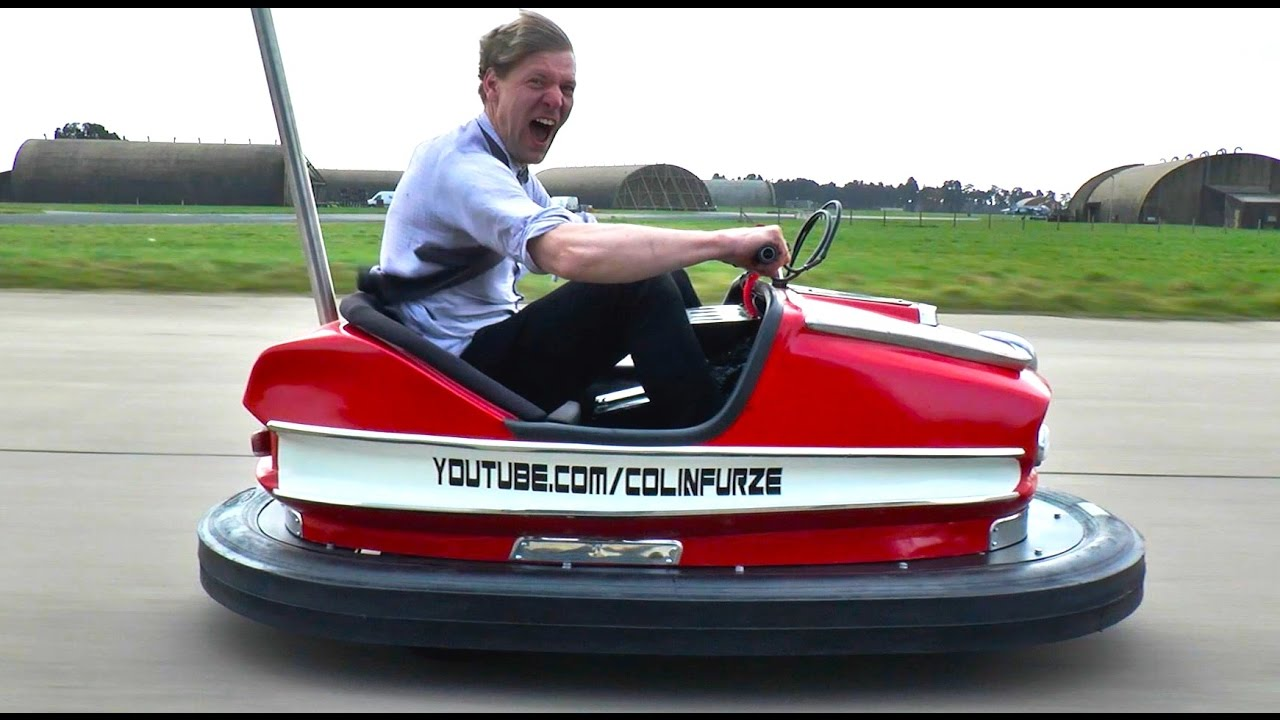World S Fastest Bumper Car 600cc 100bhp But How Fast Youtube