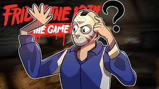 O NOVO JASON BUGADO Friday The 13th The Game