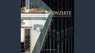 Konzert Es-Dur für Orgel und Orchester Wq 35: Adagio sostenuto con sordini