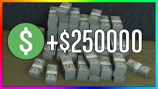 How To Make $250,000 In 7 MINUTES Solo in GTA 5 Online | NEW Fast Easy Money Guide/Method 1.44