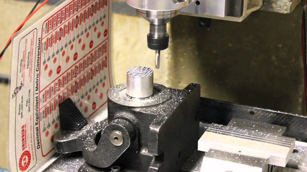 Shop made cnc high speed milling spindle doovi for High speed spindle motors