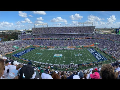 The VRBO Citrus Bowl Penn State VS. Kentucky at Camping World Stadium in Orlando, Florida