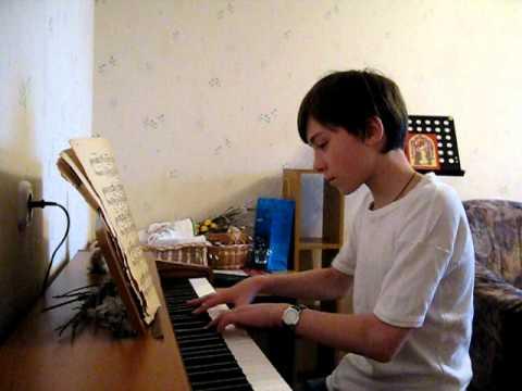 2008 .Григ,Поэтическая картинка.