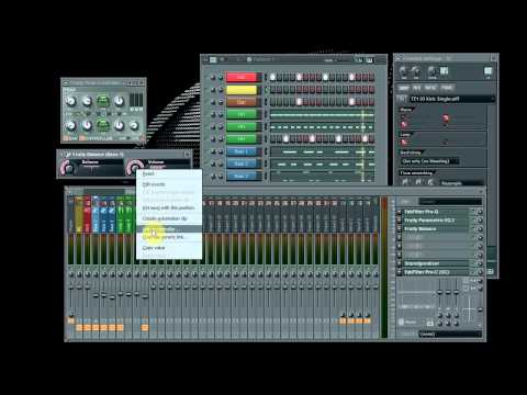 How To Sidechain In FL Studio (All the instruments simultaneously)
