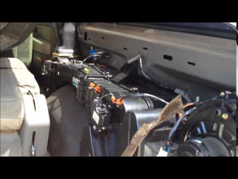Swrc Chevy Suburban 2002 Valvula De Expansion Youtube