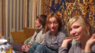 Сид и Нэнси в Лысьве на 2010 НГ