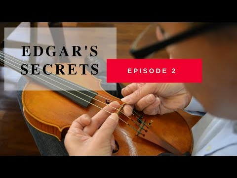 Ep. 2: String Comfort for your Instrument