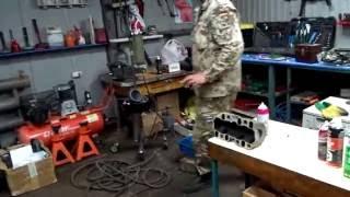 видео Очиститель карбюратора