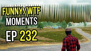 PUBG: Funny & WTF Moments Ep. 232