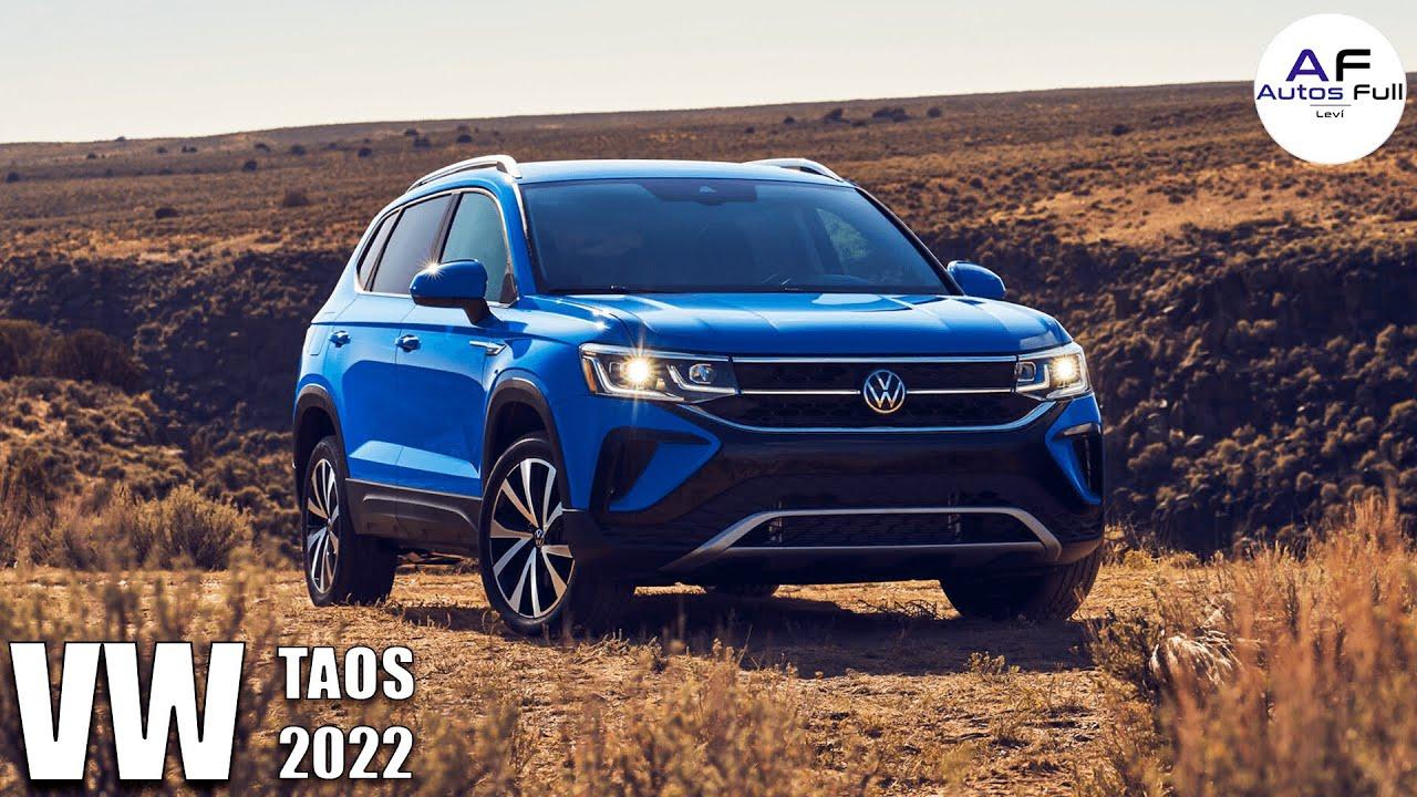 Nuevo Volkswagen Taos 2022 | ¿Podrá Contra el Mazda CX30?