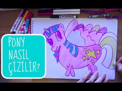 My Little Pony Nasıl çizilir Mlp Twilight Sparkle 1