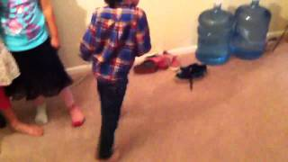 Little Ninja Funk Dancers
