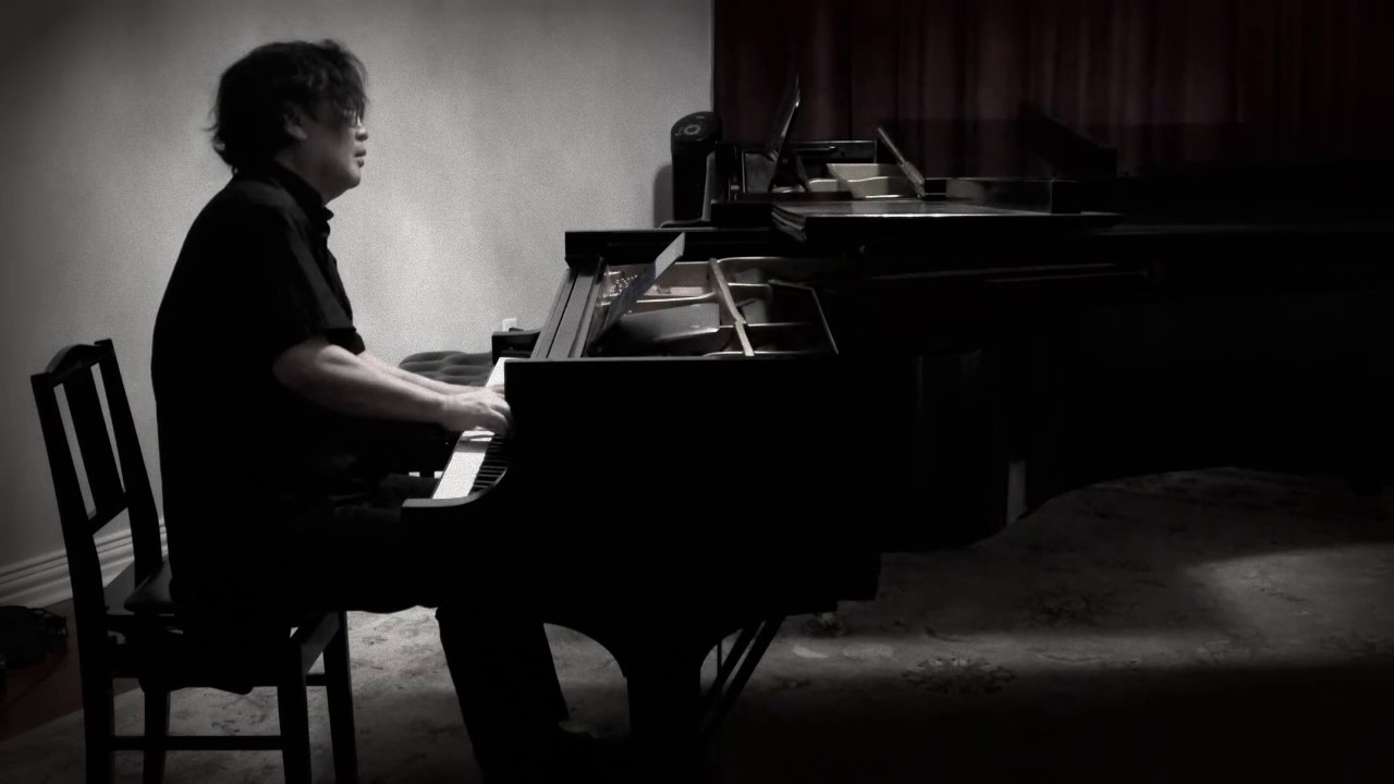 "Hwa Jung Lee performing ""Twelve Preludes for Piano"" by Timothy Brown"
