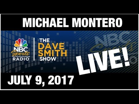 Michael Montero BACK on NBC Sports Radio