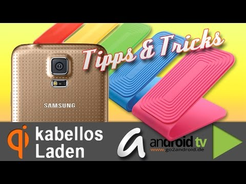 samsung galaxy s6 kabellos aufladen qistone review doovi. Black Bedroom Furniture Sets. Home Design Ideas