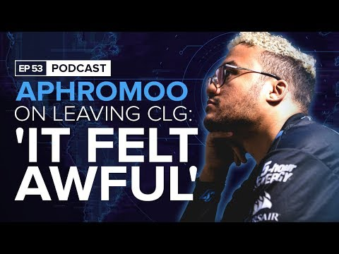aphromoo on how hard it was leaving CLG, why Cody Sun is underrated and his future on 100 Thieves