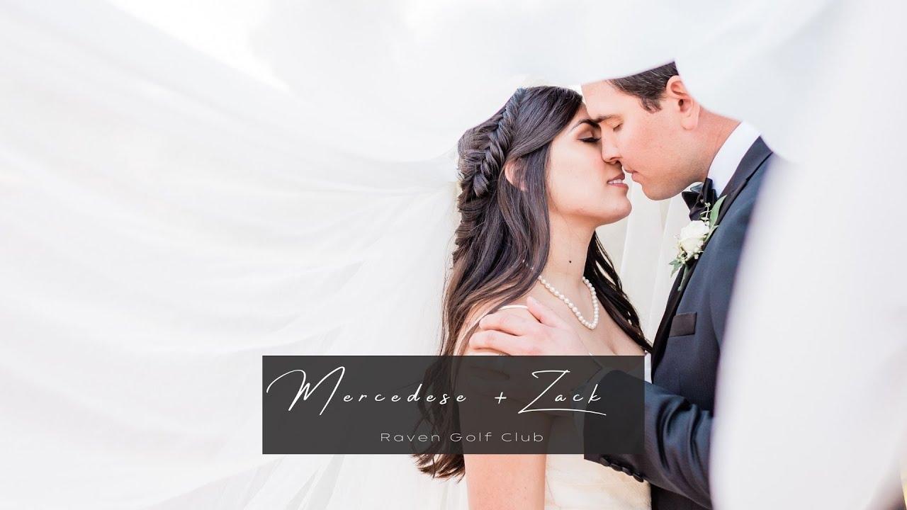 Mercedes + Zach  Wedding Film | Raven Golf Club Phoenix, Arizona