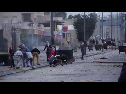Bethlehem Riots Continue