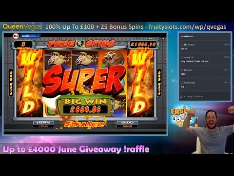 SUPER BIG WIN Bust The Bank!! - Free Spins ( Online Slots )