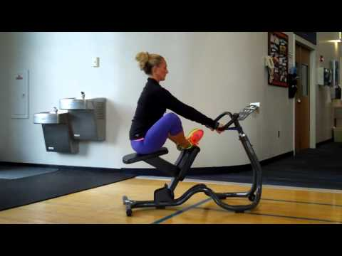 PRECOR Stretch Trainer Part 2