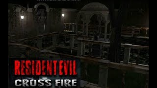 RESIDENT EVIL CROSS FIRE 5# puzzle do parque (PC Gameplay em Legendado)