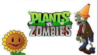 Rastenie vs Zombie - долгая серия!)))