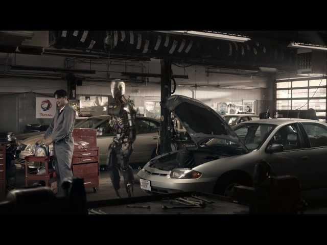Total Iron Man - 2013