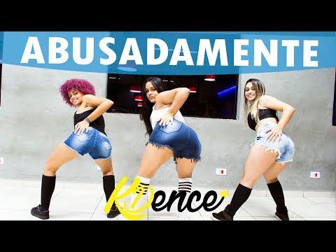 Abusadamente - MC Gustta e MC DG | Coreografia KDence