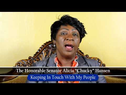 "Keeping In Touch #15: 8% Cut & Legal Prostitution - Senator Alicia ""Chucky"" Hansen [2013-05-22]"