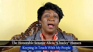"Keeping In Touch #15: 8% Cut & Legal Prostitution - Senator Alicia ""Chucky"" Hansen [2013-05-22]"