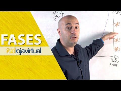 Fases de investimento em um E-commerce | D Loja Virtual