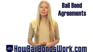 What is a bail bond agreement?